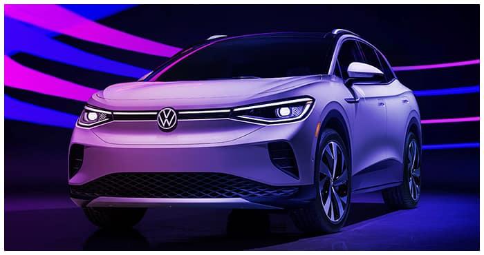 New 2021 ID.4 Hendrick Volkswagen Frisco