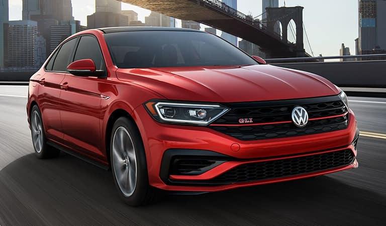New Volkswagen Jetta GLI
