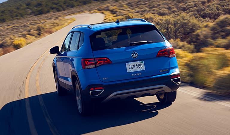 New 2022 Volkswagen Taos Frisco TX