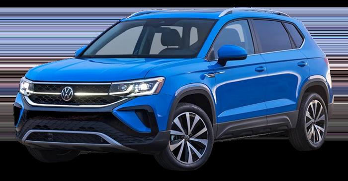 New 2022 Taos Hendrick Volkswagen Frisco