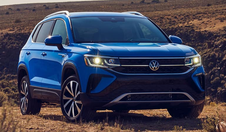 New Volkswagen Taos