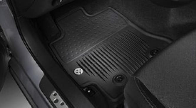 2017 Toyota 86 All Weather Mats