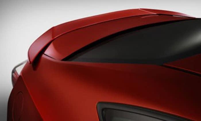 2017 Toyota 86 Rear Spolier - Asphalt - 061K