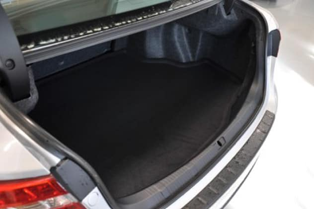 2017 Toyota Avalon Carpet Trunk Mat