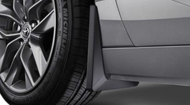 2017 Toyota Avalon Mudguards - Front and Rear