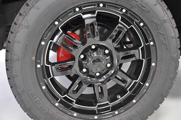 Toyota 4Runner Caliper Covers