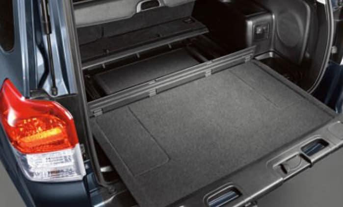 Toyota 4Runner Cargo Divider