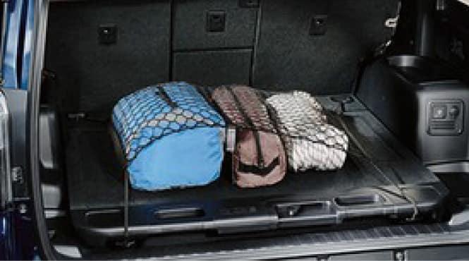 Toyota 4Runner Cargo Net - Spider