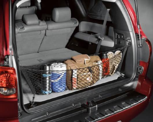 Toyota 4Runner Cargo Net - with 3rd Row