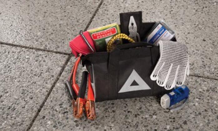 Toyota 4Runner Emergency Assistance Kit