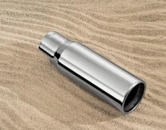 Toyota 4Runner Exhaust Tip - Dual wall polished stainless steel