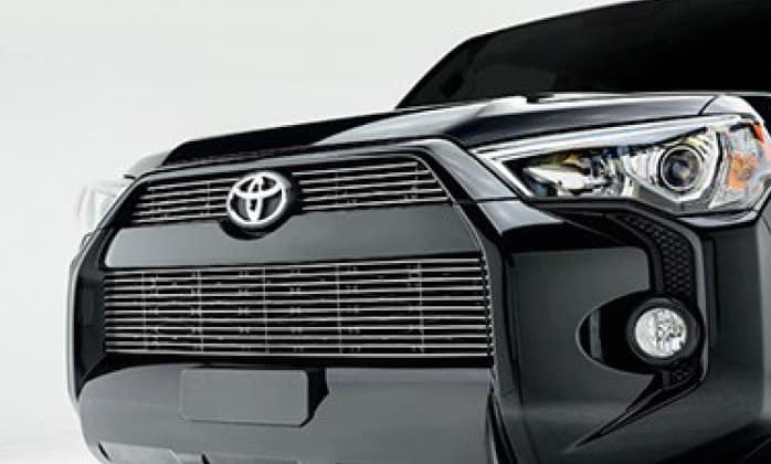 Toyota 4Runner Polished Billet Aluminum Grille