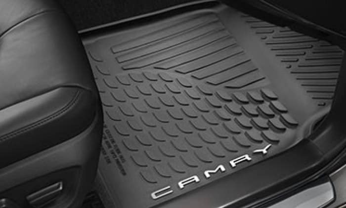 2017 Toyota Camry All Weather Floor Mats
