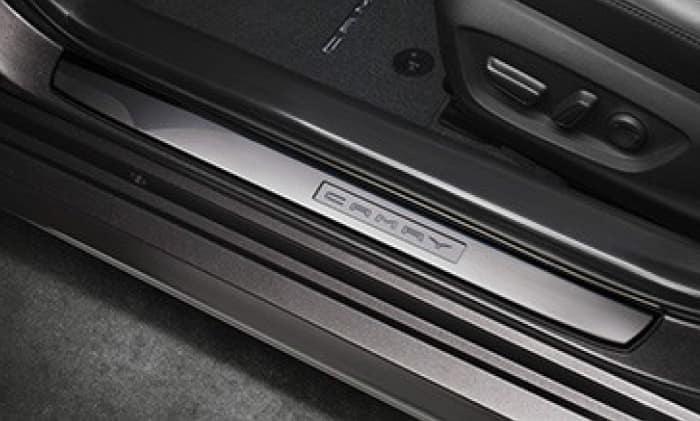 2017 Toyota Camry Door Sill Protectors