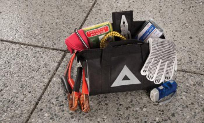 2017 Toyota Camry Emergency Assistance Kit Toyota