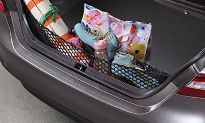 2017 Toyota Camry Hideaway Cargo Net