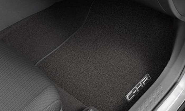2017 Toyota C-HR Carpet Mat