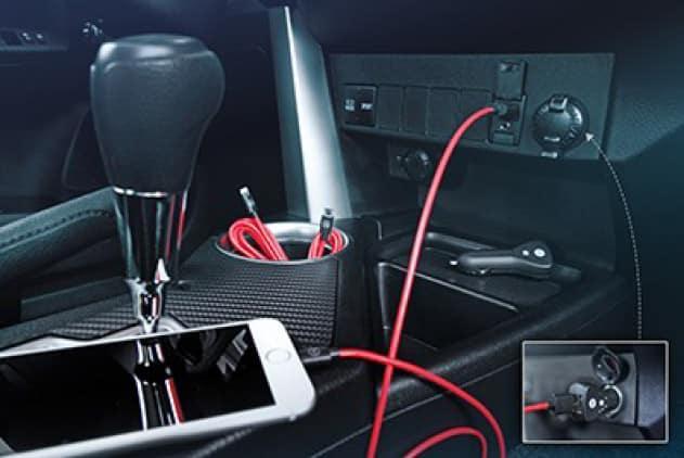 2017 Toyota C-HR Gen5 Connectivity Package