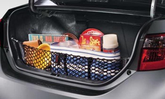 2017 Toyota Corolla Cargo Envelope-Net
