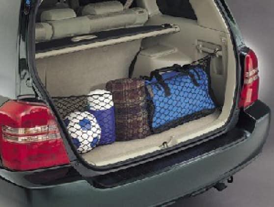 2017 Toyota Highlander Cargo Net