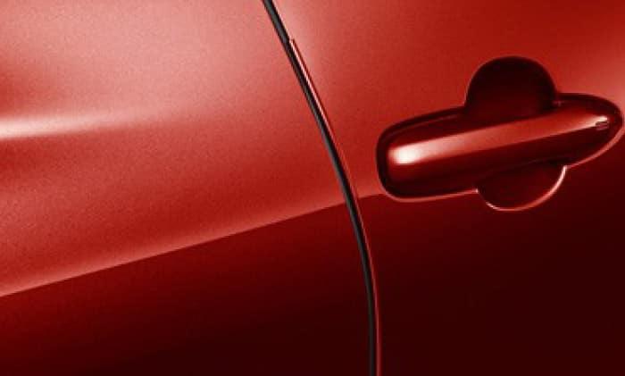 2017 Toyota Prius Door Edge Guard - 01F7