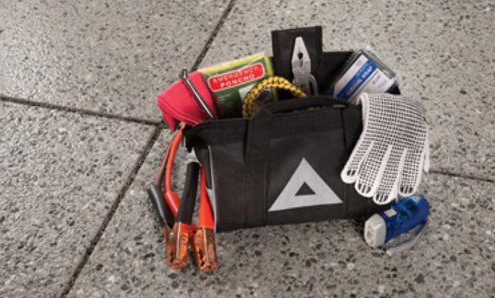 2017 Toyota Prius Emergency Assistance Kit Toyota