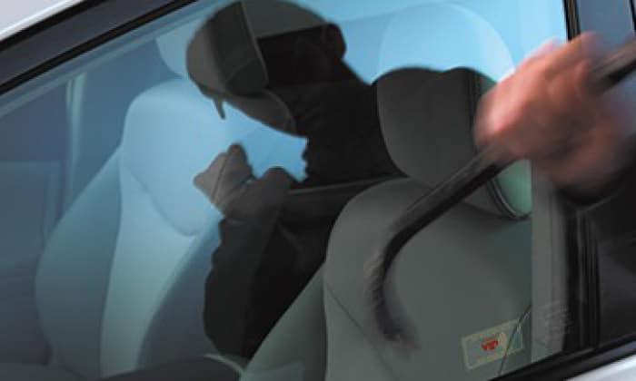 2017 Toyota Prius Security System
