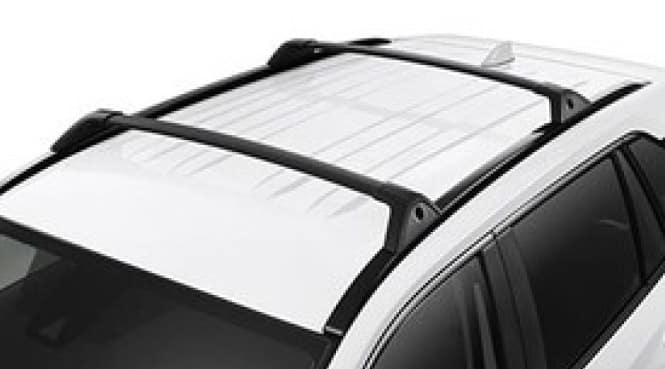 2017 Toyota Rav4 Roof Rack Cross Bars