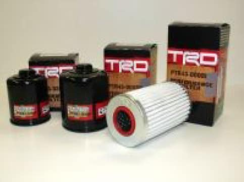 2017 Toyota Rav4 TRD Oil Filters