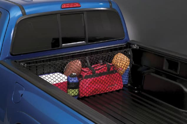 2019 Toyota Tacoma 4X2 Bed Cargo Net