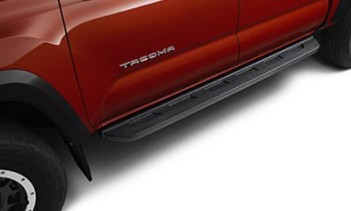 2019 Toyota Tacoma 4X2 Cast Aluminum Running Boards