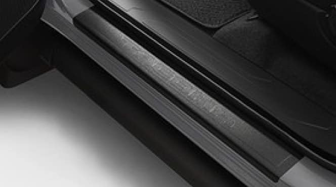 2019 Toyota Tacoma 4X2 Door Sill Protector - Access Cab