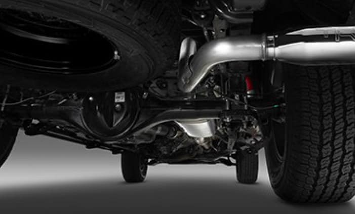 2019 Toyota Tacoma 4X2 TRD Cat-Back Exhaust System