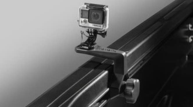 2019 Toyota Tacoma 4X4 Deck Rail Camera Mount
