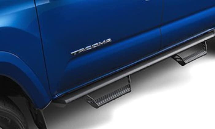 2019 Toyota Tacoma 4X4 Predator Pro Step Bar - Double Cab