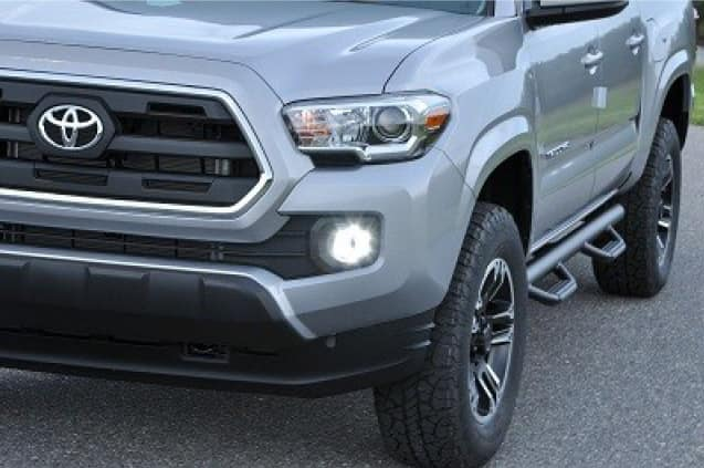 2019 Toyota Tacoma 4X4 2 in 1 LED Projector Fog Lights