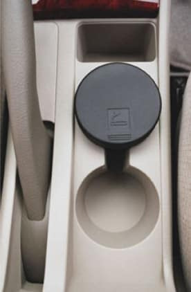 2019 Toyota Sequoia Coin Holder or Ashtray Cup