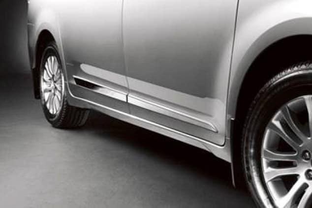 2019 Toyota Sienna Lower Door Moldings