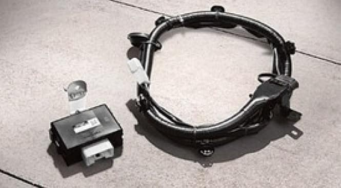 2019 Toyota Sienna Towing Wire Harness Kit