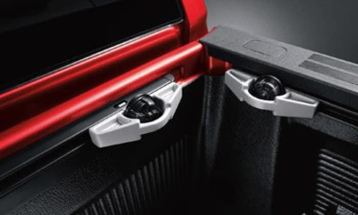 2019 Toyota Tundra 4X2 Tie-Down Cleats