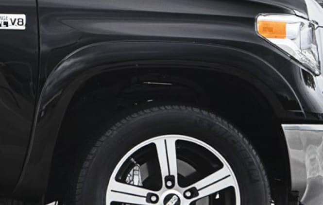 2019 Toyota Tundra 4X2 Color-Keyed Fender Flares - 01D6