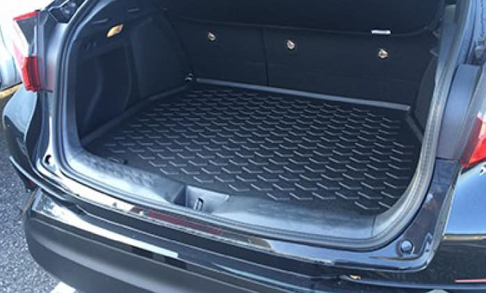 2020 Toyota C-HR All Weather Cargo Mat
