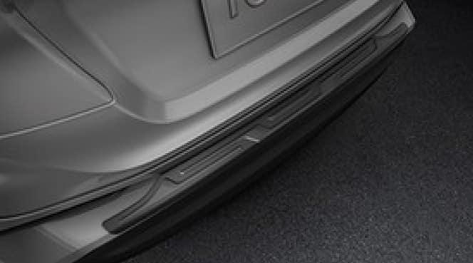 2020 Toyota C-HR Rear Bumper Protector