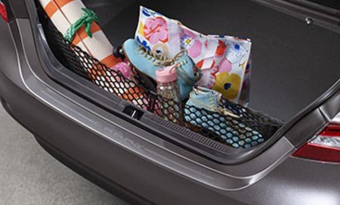 Toyota 4Runner Hideaway Cargo Net