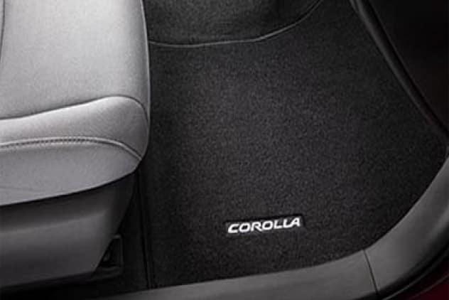 2020 Toyota Corolla Carpet Trunk Mat