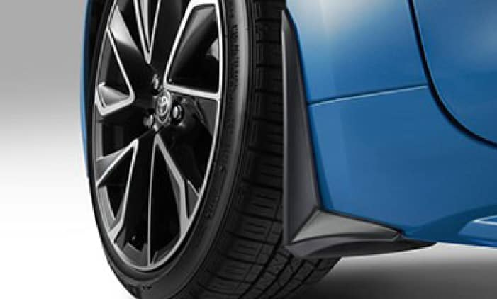 2020 Toyota Corolla Mudguards - Front and Rear