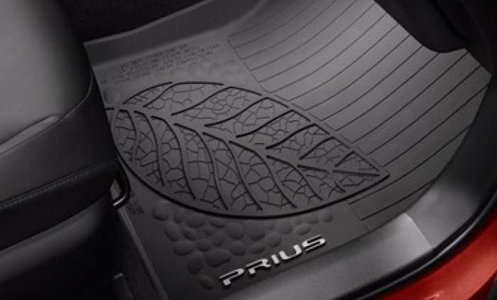 2017 Toyota Prius All Weather Floor Liners