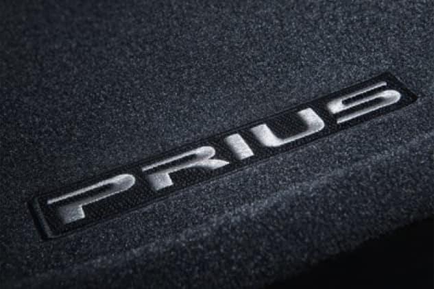 2017 Toyota Prius Carpet Mats