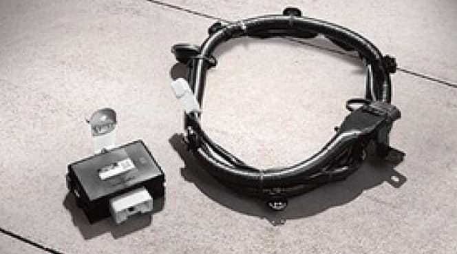 2019 Toyota SiennaTowing Wire Harness Kit