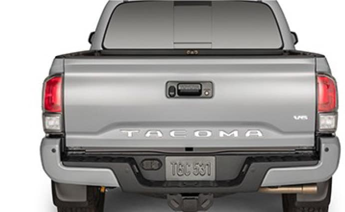 2020 Toyota Tacoma 4X2 TRD Cat-Back Exhaust System
